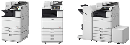 Canon Takes User Convenience and Workplace Productivity to New Heights With The Latest imageRUNNER ADVANCE Colour Series